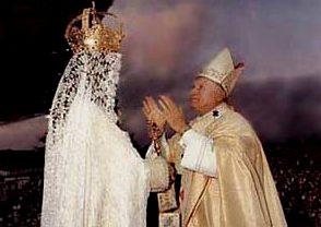 Pape culte idole