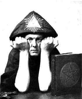 Pyramide Aleister Crowley